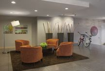 Inspiration Gallery / See how our products are displayed in hospitals, hotels, and office lobbies!