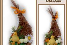 Papírfonás - húsvét