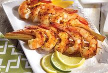 Seafood Recipes / by Omaha Steaks