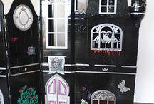 Barbie evleri