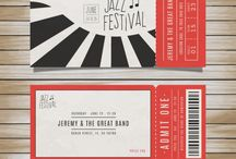 ideeën ticket festival project