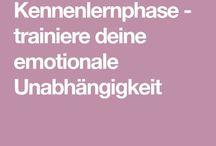 emotionale Unabhängigkeit