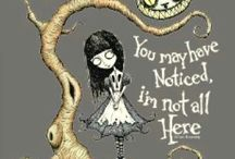 Alice in Wonderland / Alice in Wonderland Artworks