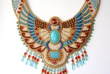 Egypt style jewelry