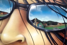 Graffiti / Urban Art / Graffiti & Urban Art