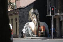 Arte Callejero / Intervención artística en los espacios urbanos