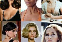 Bond Girl theme / Bond Girl theme idea for this year's HSC Calendar.
