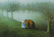Michael Sowa paintings