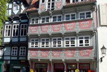 Half-timbered houses | GERMANY / Gorgeous, historical half-timbered houses around Germany