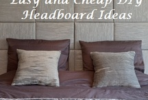 DIY Headboards / by DIY {eva}