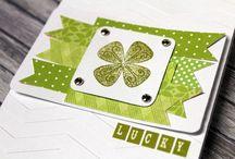St. Patricks Day / by Craft-e-Corner Oshkosh, WI