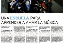 Happening en Prensa / En este tablero recogeremos algunas de las apariciones de Happening en prensa.