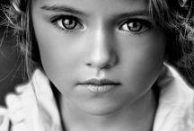 Classic kids studio portraits