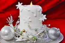 Christmas cakes / Ideas
