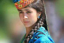Ethnic Beauty  and Cultures