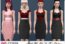 The sims / by Jazett Martinez