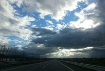 Sky / Tutti i cieli incontrati nei viaggi e nei giorni qualunque