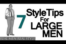 Clothes: Styling My Man