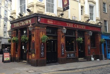 Pub of London / Viaje por los pub de London