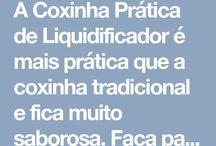coxinhas de liquidificador