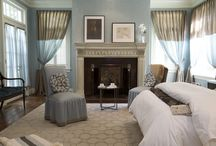 Custom Window Treatments by Designs By Jennifer Owen / Dress up your windows! Unique window treatments are a work of art. Adding color, texture, trims, and decorative hardware creates a special look.