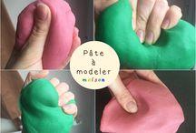 pâte à modeler