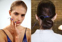 New York Fashion Week 2015 / NYFW 2015 runway nails / by SCRATCH