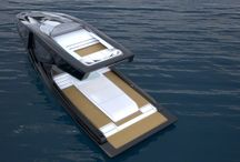 Superyacht Concept / designed by Impossible Productions Ink LLC New York