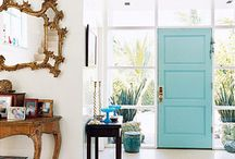 Home - decor / fun ideas for the home, projects, decor / by Liz Hinkley