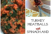 Ground Meat Dinners / Meatballs, meatloaves, any new ideas for dinner!