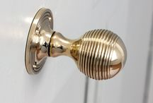 Door Knobs & Handles / Door Knobs and handles for your home in traditional Period designs.