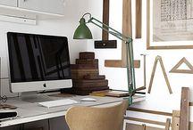 Inspiráló munkakuckók / A munkakörnyezet, ahol dolgozni élvézet...