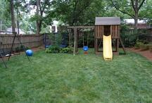 backyard ideas / by Katie Fox