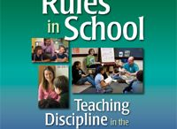 Rules in School / Teachers using the Responsive Classroom approach teach children that rules are necessary because they help us make school a safe place where everyone can learn. Responsive Classroom teachers assume that children will need practice as they learn to abide by classroom rules, and they understand that children will make mistakes as they learn. Instead of focusing on punishing rule-breakers, they concentrate on helping children gradually assume more and more responsibility for their own behavior. / by Responsive Classroom