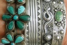 Silver and Turquoise / by The Dove Cote Brocante