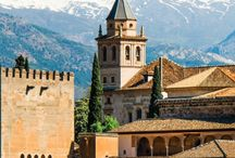 Granada, España, sinne!