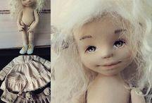 куклы мк  выкройки