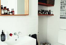 Bathroom re-do / by Pierre Du Pisani