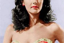 My all time favorite...Wonder Woman! / by Yesenia Rodriguez