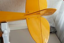 My RC Piper Cub, Horizon Hobby, Build by my Self, First Time