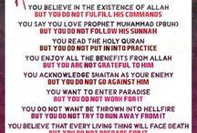 Islam/Spirituality