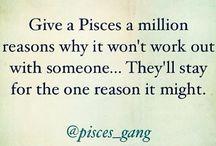 Pisces / by Kristy McKinnon