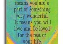 Words 2 / by Mary Jayne Chuba