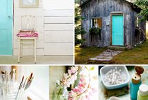 Front Door Inspiration / by Chelsey Hawes