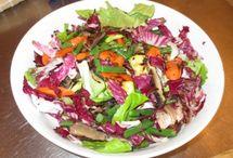 Grilled Salad Recipes