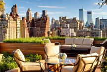 Hotel Bars with Incredible Views / #hotelbars / by timespliters