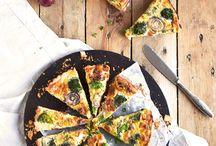 Tartes, Pizza, Strudel und co.