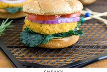 Vegan Dinner / Vegan.  It's what's for dinner.  Great plant-based and vegan recipes we want to try.