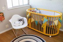 Quartinho de bebê criativo / Modern Baby Room