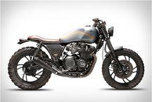 M 4 Motorcycle.